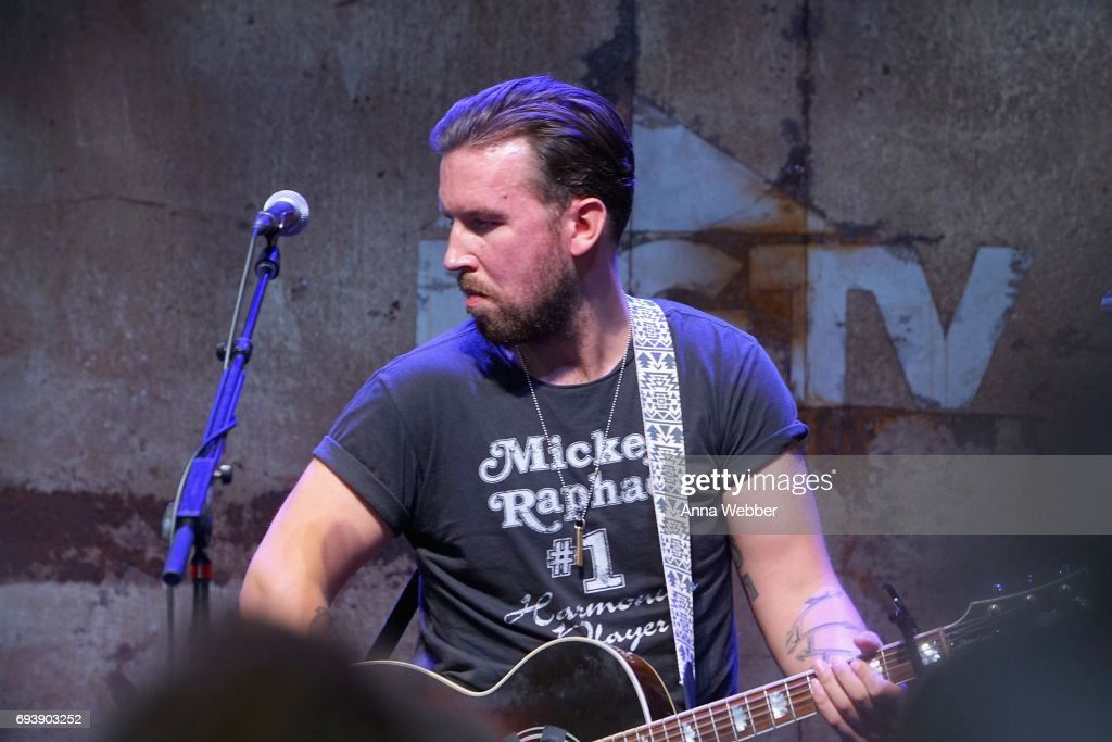 T.J. Osborne of The Brothers Osborne performs onstage at the HGTV Lodge during CMA Music Fest on June 8, 2017 in Nashville, Tennessee.