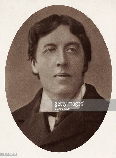 WILDE Oscar AngloIrish author playwright 18541900