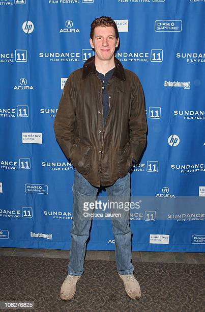 Oscar Boyson attends the Shorts Program II at the Holiday Village IV Theatre during the 2011 Sundance Film Festival on January 23 2011 in Park City...