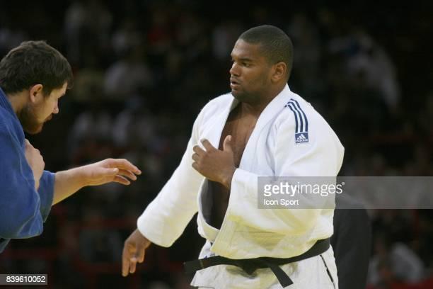Oscar BRAYSON 100kg Tounoi de Paris de Judo 2007