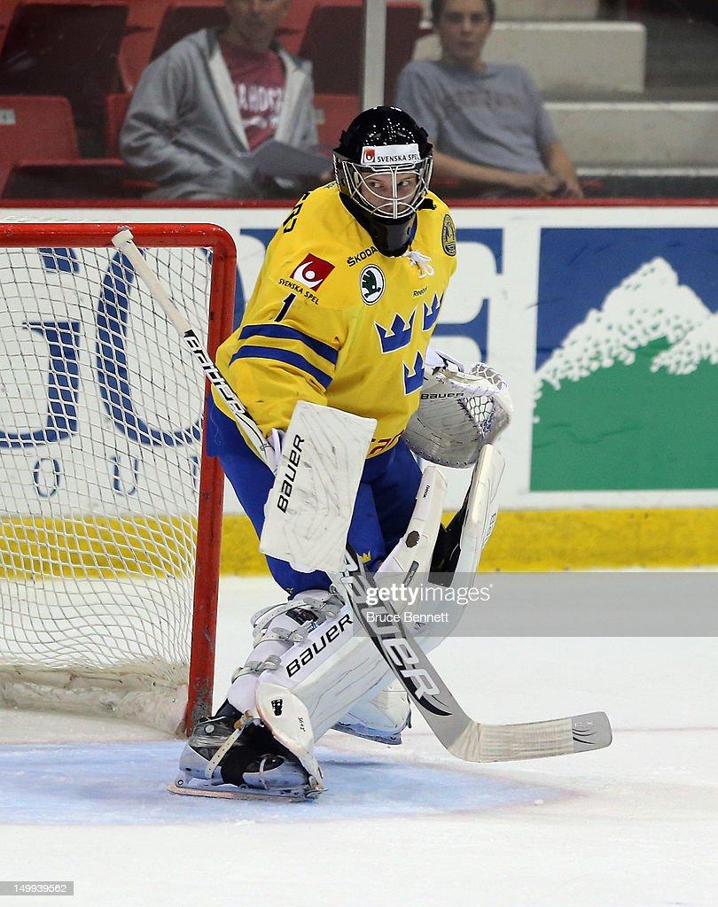 USA Hockey Junior Evaluation Camp - USA White v Sweden