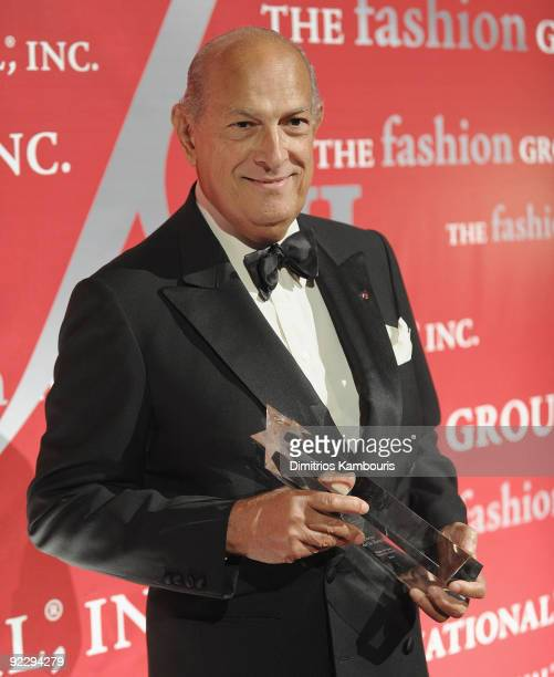 Oscar de la Renta attends Fashion Group International's 26th Annual Night of Stars at Cipriani Wall Street on October 22 2009 in New York City