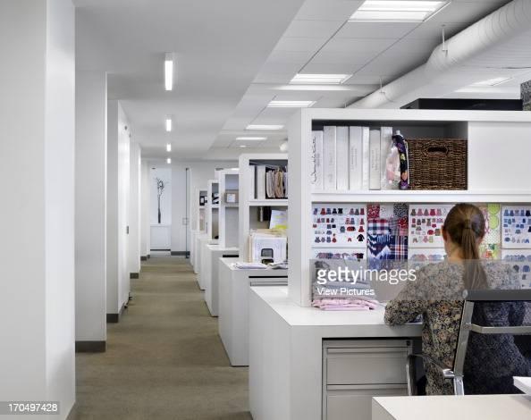 Oscar De La Renta Headquarters New York United States Archite