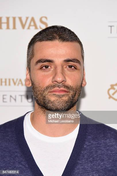 Oscar Isaac attends Chivas' The Venture Final Event on July 14 2016 in New York City