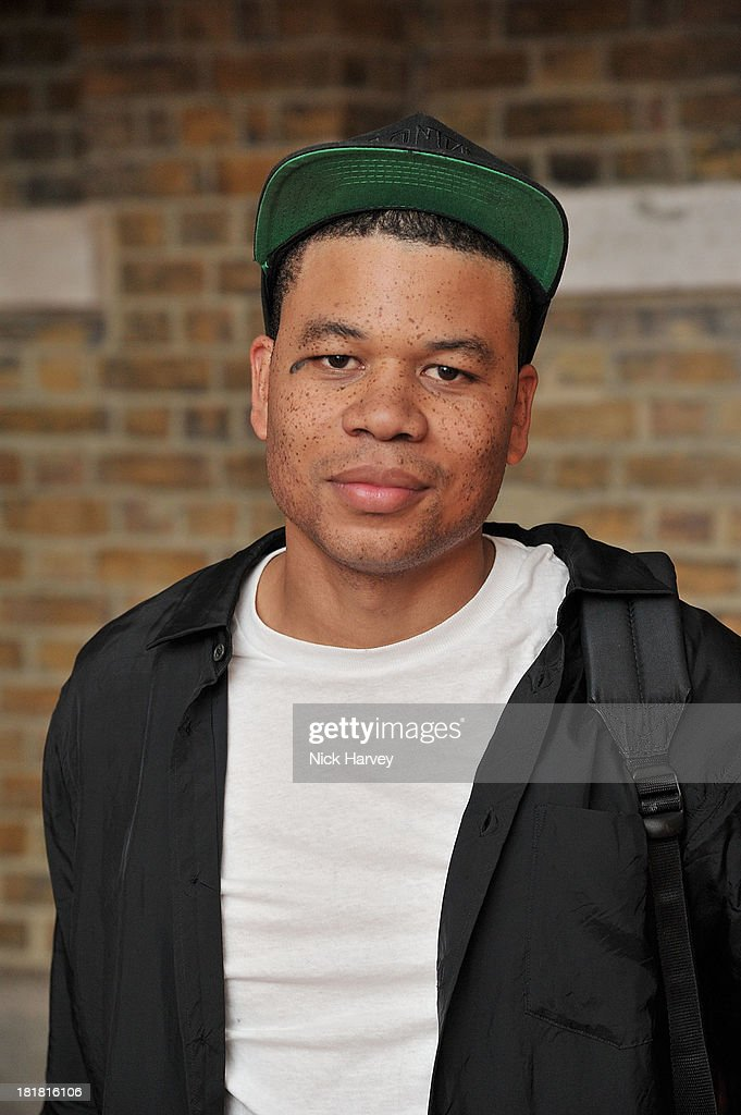 Oscar Murillo attends the VIP opening of The Serpentine Sackler Gallery & Autumn Exhibitions at The Serpentine Sackler Gallery on September 25, 2013 in London, England.