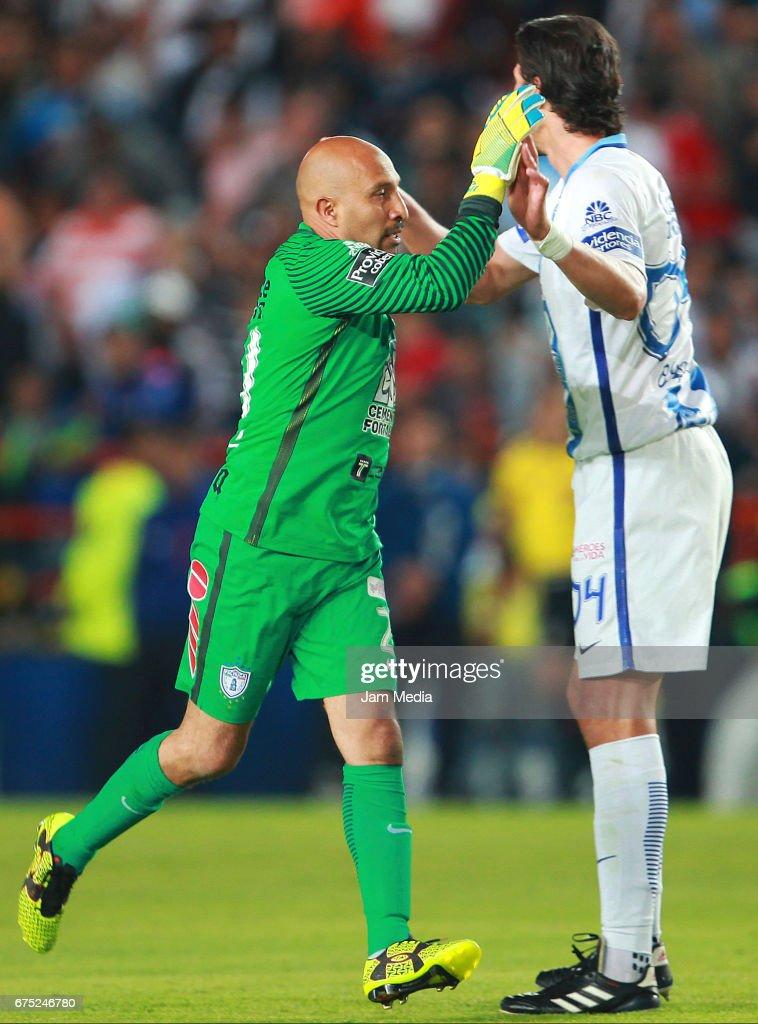 Pachuca v Cruz Azul - Torneo Clausura 2017 Liga MX