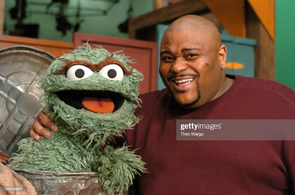 "Ruben Studdard Sings the ""Alphabet Song"" as part of Sesame Street's 35th Season"