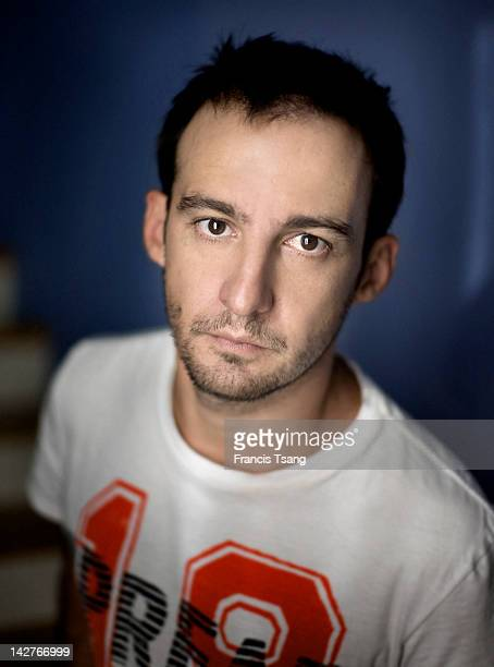 Oscar winner Alejandro Amenabar at Madrid 10th september 2009