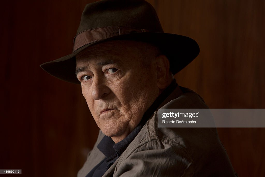 Oscar winning director <a gi-track='captionPersonalityLinkClicked' href=/galleries/search?phrase=Bernardo+Bertolucci&family=editorial&specificpeople=228513 ng-click='$event.stopPropagation()'>Bernardo Bertolucci</a> is photographed for Los Angeles Times on November 11, 2013 in Beverly Hills, California. PUBLISHED IMAGE.