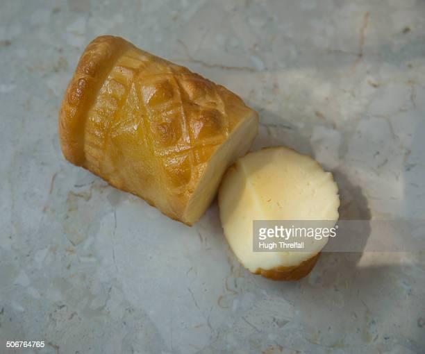Oscypek smoked cheese from Poland