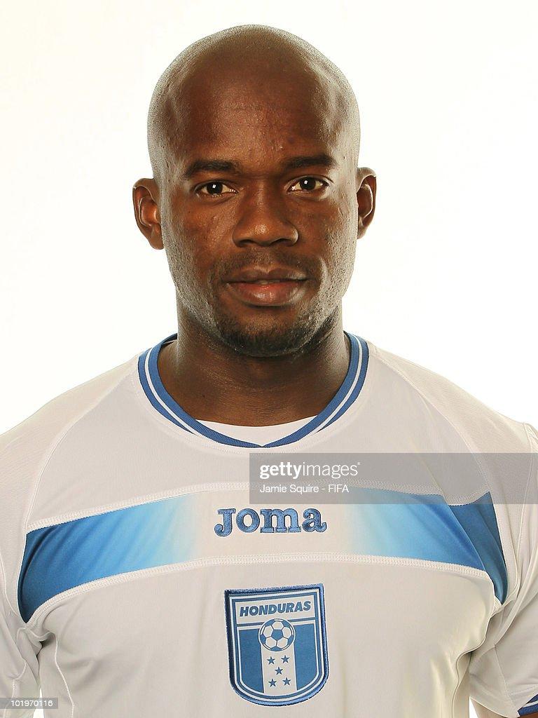 Honduras Portraits - 2010 FIFA World Cup
