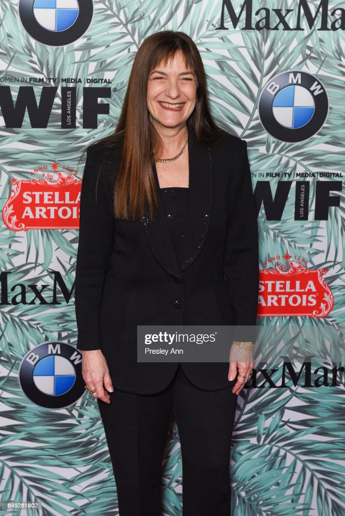 Osnat Shurer attends the 10th Annual Women In Film Pre-Oscar Cocktail Party - Arrivals at Nightingale Plaza on February 24, 2017 in Los Angeles, California.