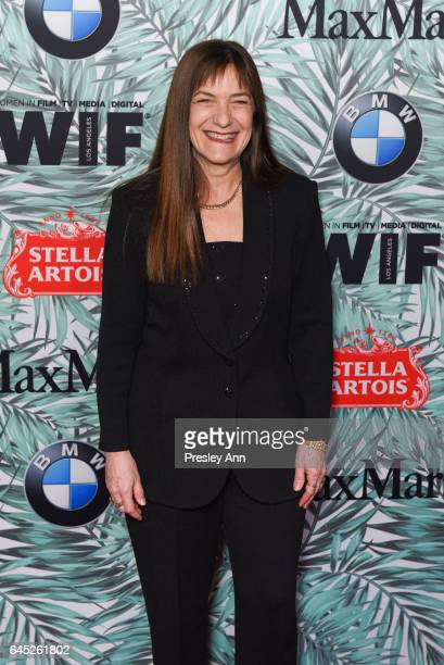 Osnat Shurer attends the 10th Annual Women In Film PreOscar Cocktail Party Arrivals at Nightingale Plaza on February 24 2017 in Los Angeles California
