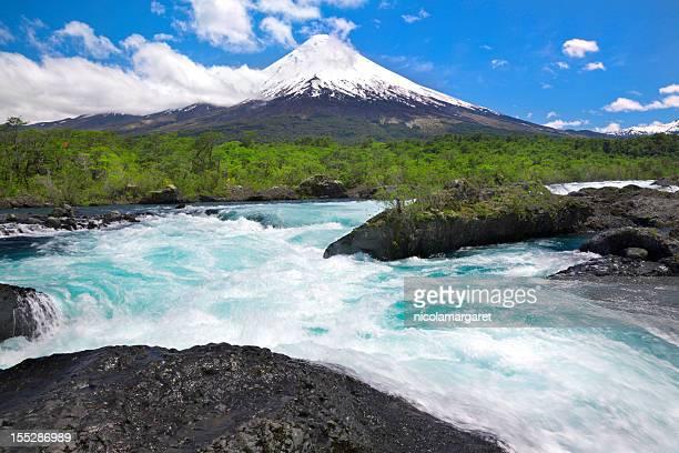 Osorno-Vulkan in Chilenisches Seengebiet