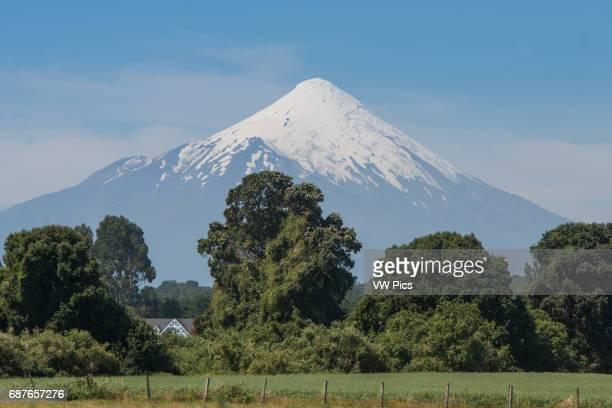 Osorno Volcano Puerto Varas Chile