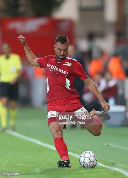 Kv Oostende v Olympique de Marseille / 'nAntonio MILIC'nFootball Uefa Europa League 2017 2018 Third Qualifying round second leg / 'nPicture Vincent...