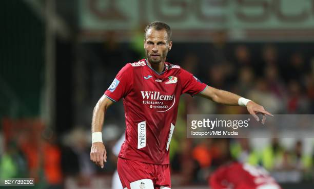 Kv Oostende v Olympique de Marseille / 'nDavid ROZEHNAL'nFootball Uefa Europa League 2017 2018 Third Qualifying round second leg / 'nPicture Vincent...