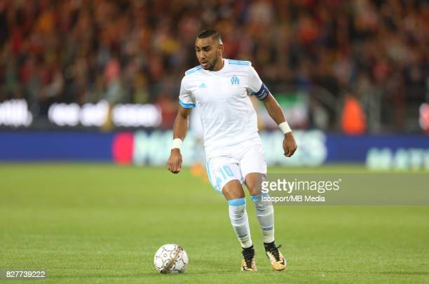Kv Oostende v Olympique de Marseille / 'nDimitri PAYET'nFootball Uefa Europa League 2017 2018 Third Qualifying round second leg / 'nPicture Vincent...