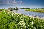 Ostfriesland. Funnix. Fluss. Harle.