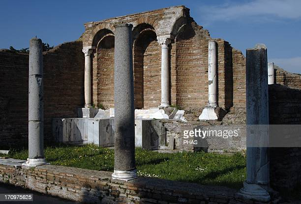Ostia Antica House of Cupid and Psyche 4th century AD Italy