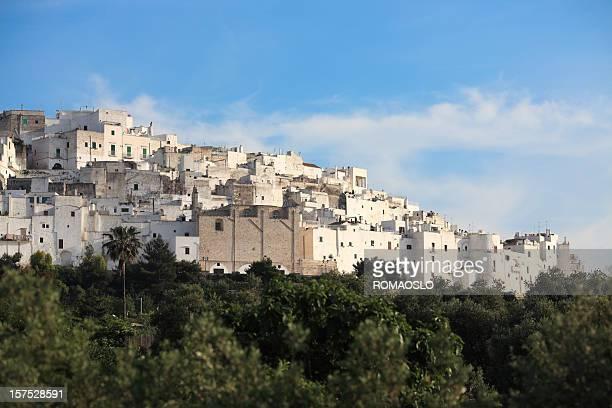Ostuni architecture, Puglia Italy