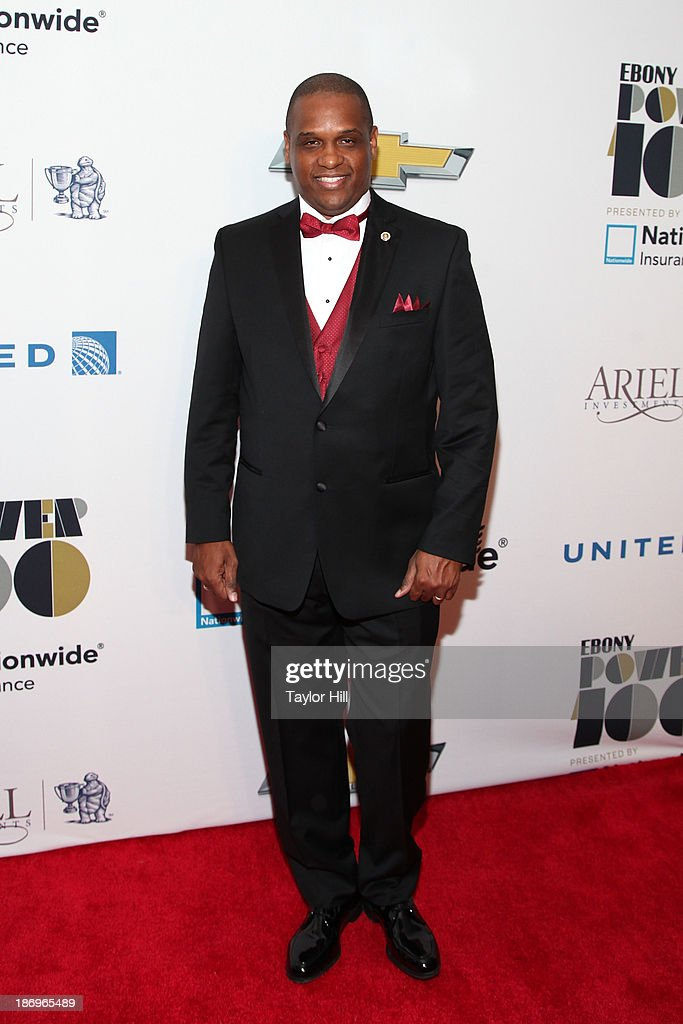 Otha Thornton attends the 2013 EBONY Power 100 List Gala at Frederick P. Rose Hall, Jazz at Lincoln Center on November 4, 2013 in New York City.