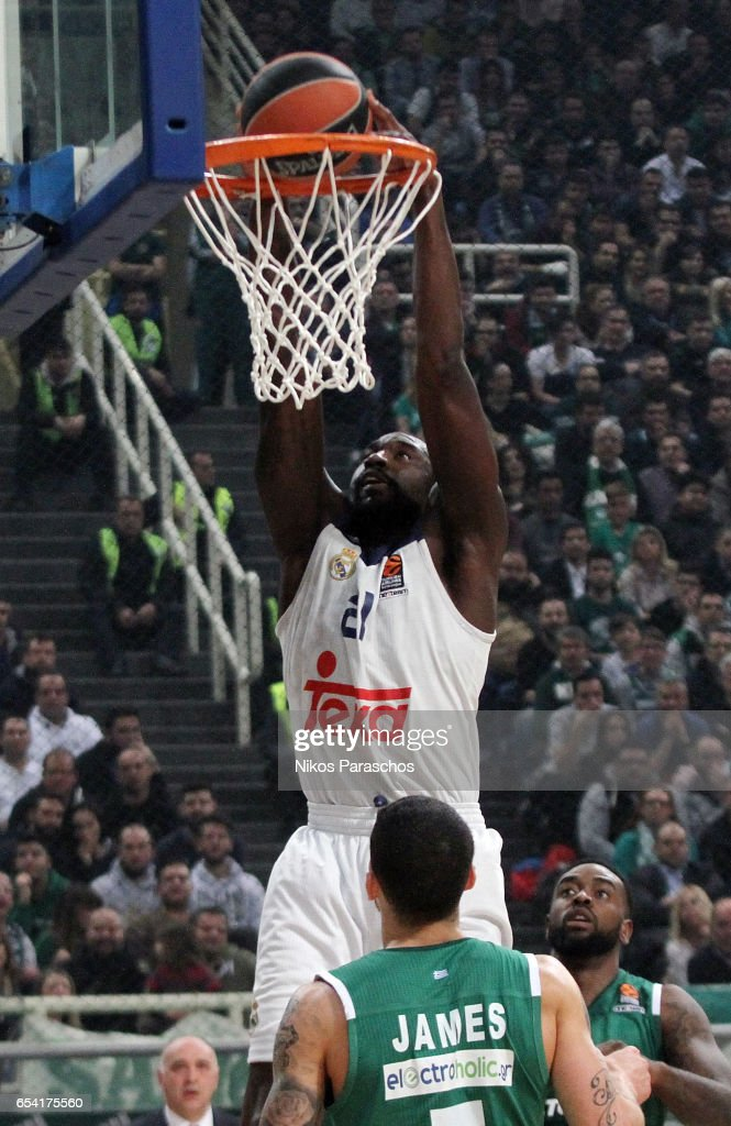 Panathinaikos Superfoods Athens v Real Madrid - Turkish Airlines Euroleague
