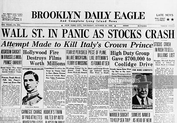 Other headlines recount an attempt to kill Italian Crown Prince Umberto and a campaign finance scandal concerning American industrialist and later...