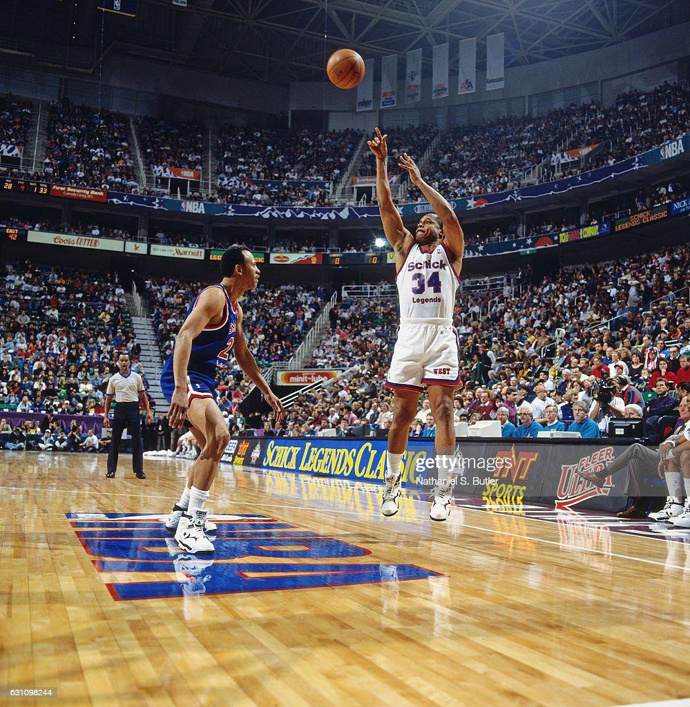 1993 Schick Legends Classic