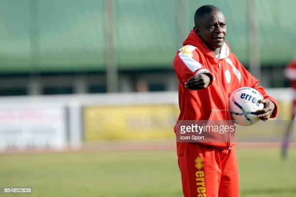 Otis NGOMA Congo / Gabon Amical ManteslaJolie