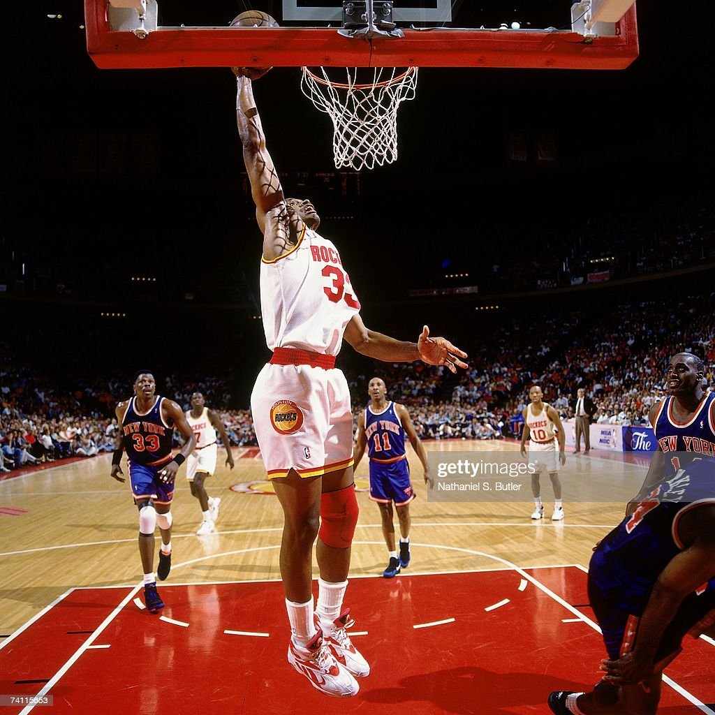 1994 NBA Finals Game 2 New York Knicks vs Houston Rockets