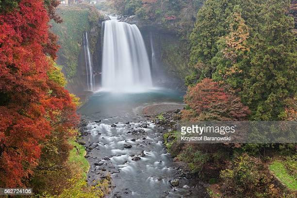 Otodome falls Autumn
