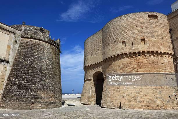 Otranto Aragonese Castle Puglia Italy