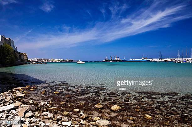 Otranto, the dock