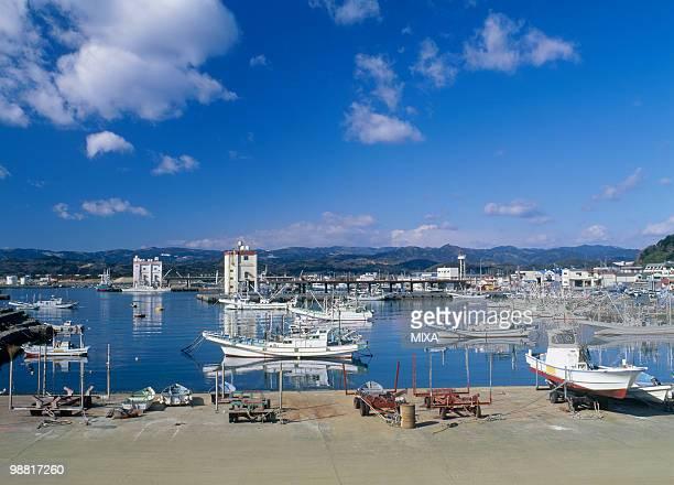 Otsu Port, Kitaibaraki, Ibaraki, Japan