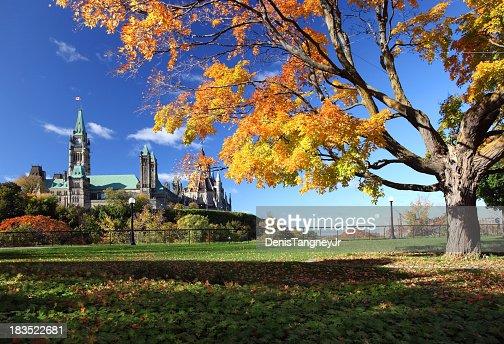 Ottawa in Autumn