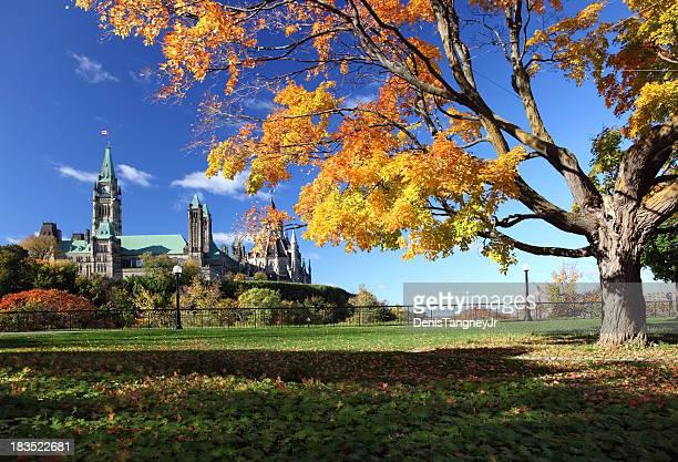 Ottawa im Herbst