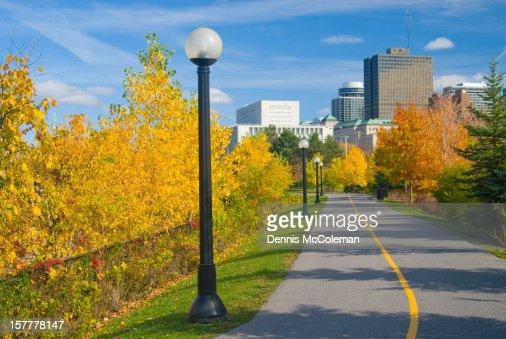 Ottawa skyline : Stock Photo