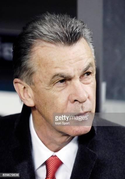 Ottmar HITZFELD Milan Ac / Bayern de Munich 1/4 de Finale Champions League