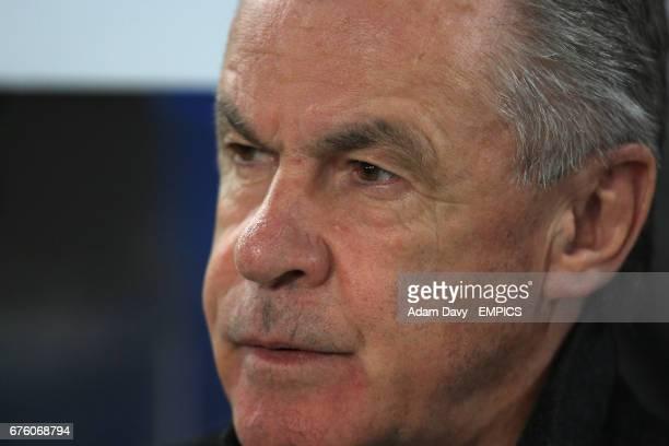 Ottmar Hitzfeld Switzerland head coach