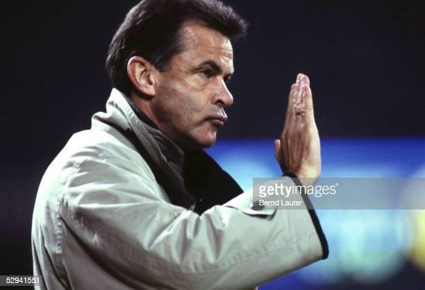 0 10496 Ottmar HITZFELD Trainer Borussia Dortmund