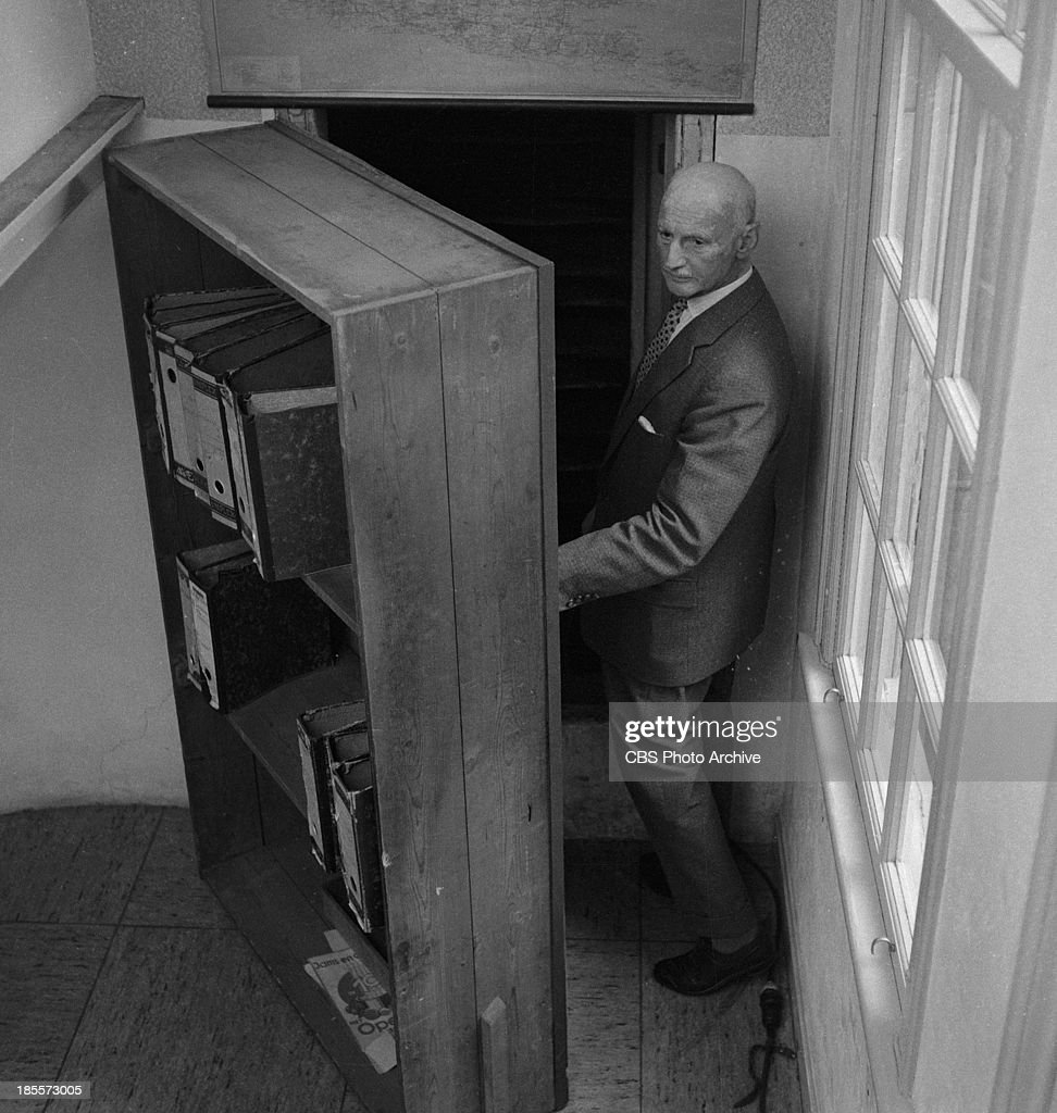 Otto Frank | Getty Images