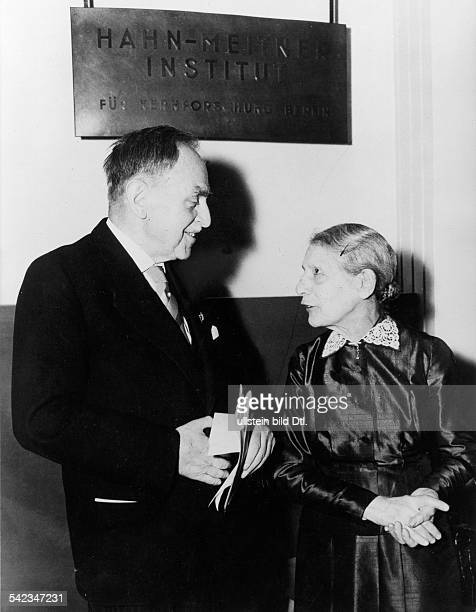 lise meitner and otto hahn relationship