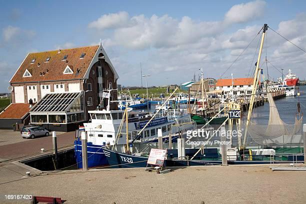 Oudeschild Harbour Texel Netherlands