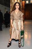Chloe : Front Row - Paris Fashion Week Womenswear...