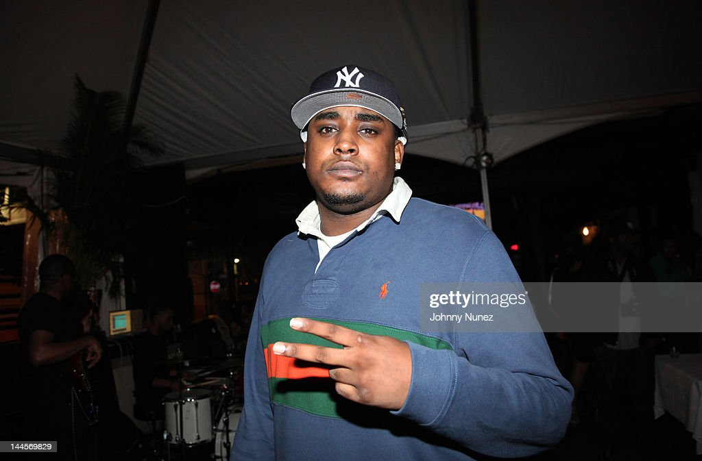 Oun P. attends Hudson Cafe on May 15, 2012 in New York City.