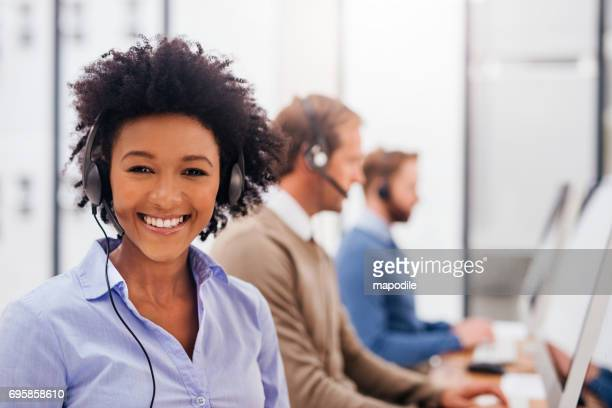 Our call centre is ready to assist you