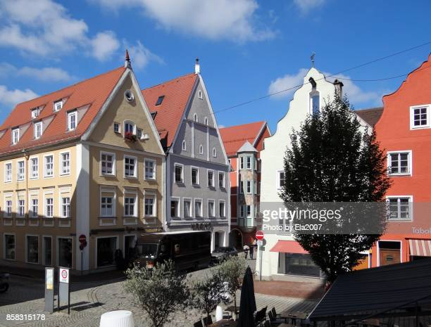Our holiday in the medieval town of Noerdlingen