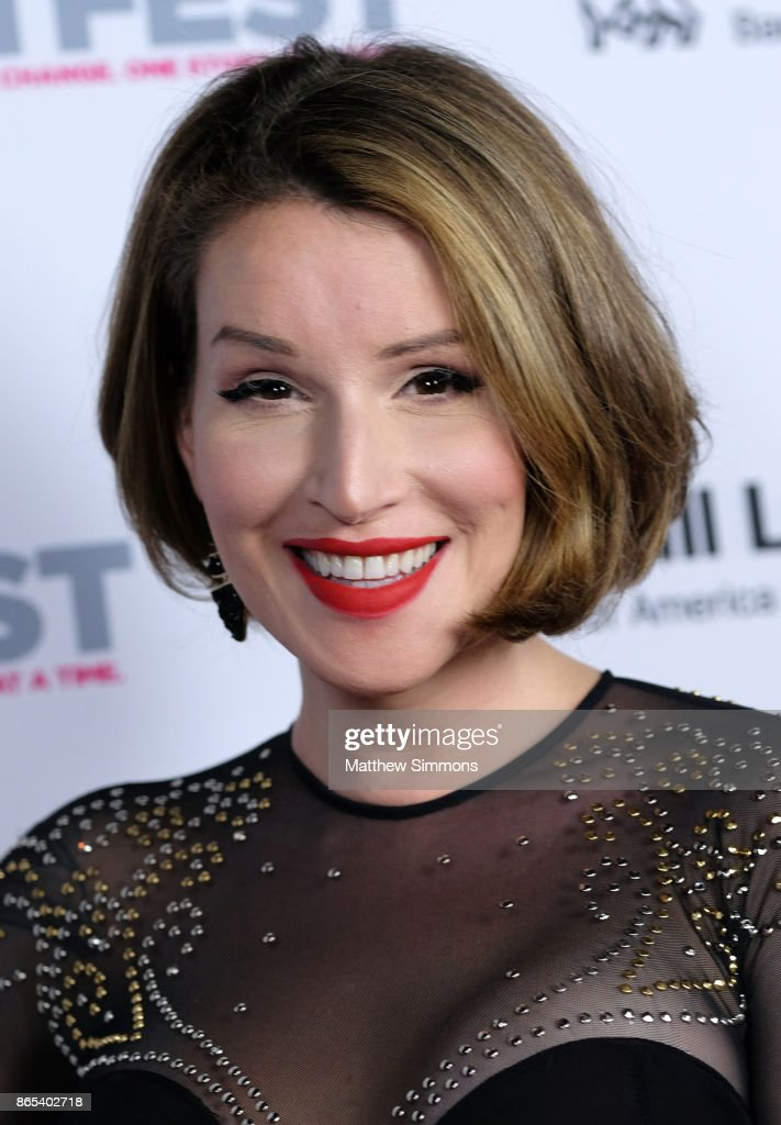 Our Lady J at the 13th Annual Outfest Legacy Awards at Vibiana on October 22, 2017 in Los Angeles, California.
