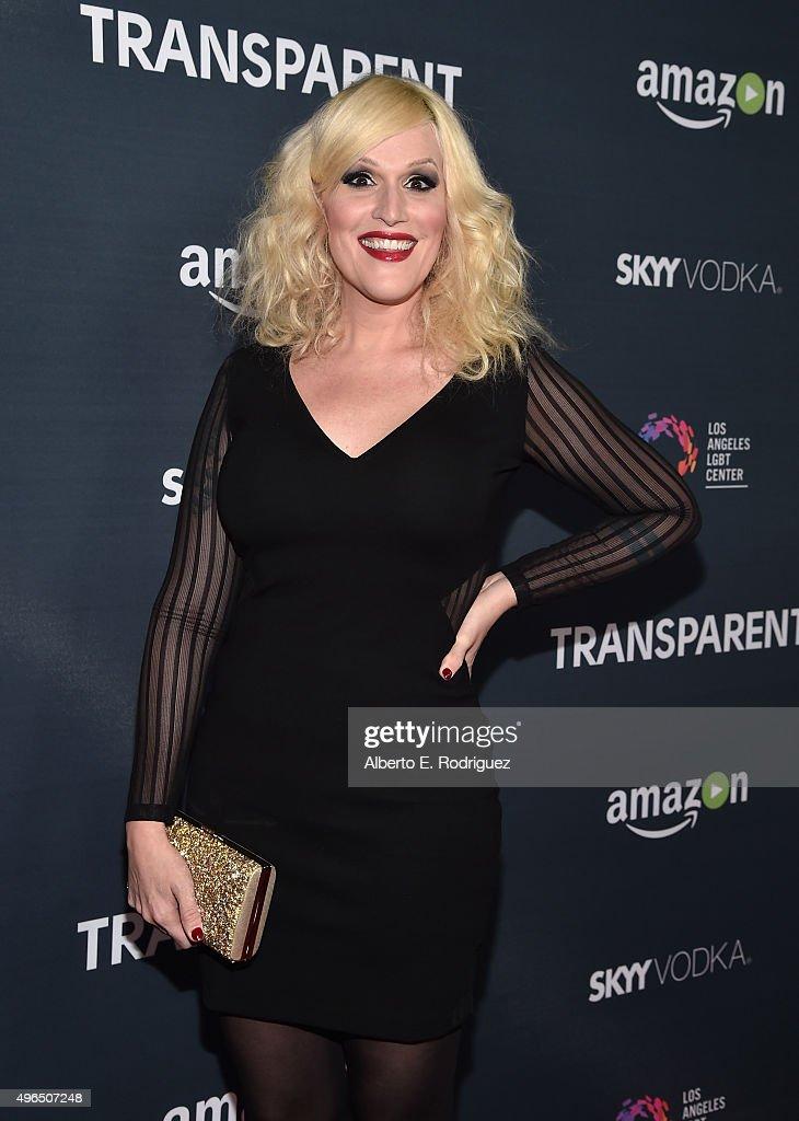 "Premiere Of Amazon's ""Transparent"" Season 2 - Red Carpet"